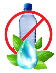 eliminate bottle waste