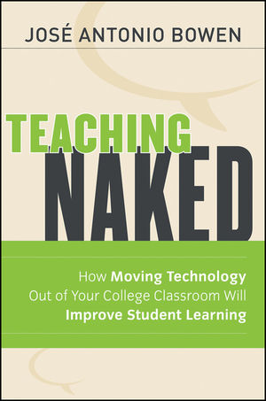Teaching Naked book cover
